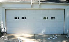 Faux Paint Garage Door - diy faux stained wood garage door tutorial hometalk