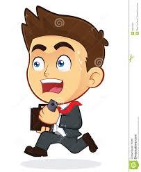 clipart uomo uomo d affari corrente illustrazione vettoriale illustrazione di