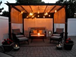 Diy Patio Lighting by Diy Kit Hang 3 Mason Jar Lights 3 Sets Of Wire And Chain For