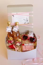 Bridal Shower Gift Baskets Valentine U0027s Bridal Shower Gift Box Coastal Bride