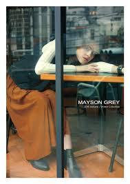mayson grey catalog mayson grey メイソングレイ official site 公式サイト