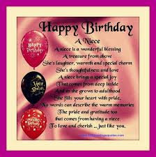 awesome happy birthday wishes for niece b u0027day quotes messages