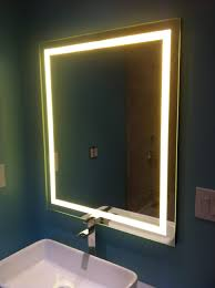 bathroom cabinets led vanity mirror modern bathroom mirrors