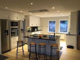 recessed lighting ideas for kitchen 27 inspirational installing recessed lighting in existing ceiling