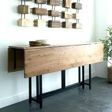 table console pour cuisine table console pliante butterfly bar cuisine pas socialfuzz me