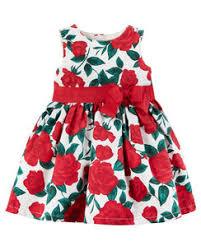 baby christmas dresses u0026 free shipping carter u0027s