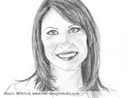 gallery lady face pencil sketch drawing art gallery