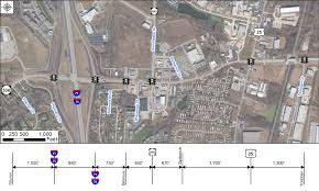 Ky Road Map Project Overview 75 Crossover Interchanges