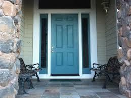 exterior door paint
