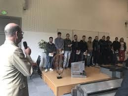 chambre des metiers parthenay prix rotary 2018 des apprentis des deux sèvres au cus des métiers