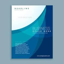 professional brochure design templates professional blue business flyer brochure design template