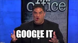 Google It Meme - buffalo used citation needed not very effective imgflip