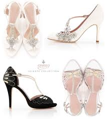 wedding shoes london heavenly bridal shoes from emmy london chic vintage brides