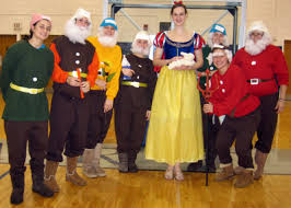 Halloween Dwarf Costume Varsity Athletics Case Western Reserve University