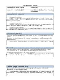 lesson plan design template udl lessonplantem elipalteco
