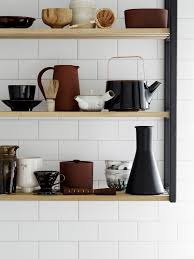 black and terracotta kitchen accessories love this collection of