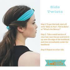 s headband how to wear a headband house of koopslie