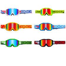goggles motocross oneal blur b1 flat radium motocross goggles motocross goggles