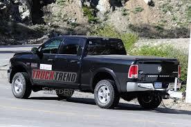 Dodge Ram Wagon - plush 2017 ram power wagon laramie caught testing
