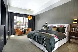 Whote Curtains Inspiration Houzz Curtains Bedroom Inspiration For A Large Contemporary