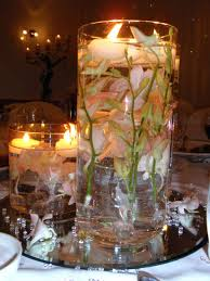 candle centerpiece wedding decorations candle centerpiece ideas best wedding 50th anniversary