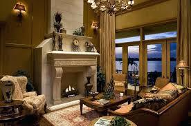 mediterranean living room furniture interesting ornaments on