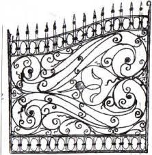 the process of ornamental ironwork builders ironworks inc