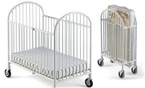 Folding Baby Bed Baby Cribs For Hotels