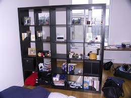 Oak Room Divider Shelves Decorating Bookcase Room Dividers For Small Space U2013 Matt And