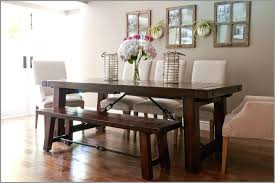 dining room table and bench set dining sets with bench rustic kitchen table with bench seating