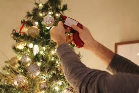How To Fix Christmas Tree Lights Psa Instantly Fix Your Burnt Out Christmas Lights Chris Loves Julia