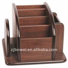 Woodworking Plans Desk Caddy by Wooden High Grade Multifunctional Desk Stationery Organizer