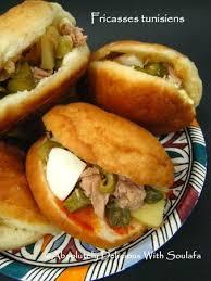 cuisine tunisienne fricassé fricasses ou beignets tunisiens au thon et capres absolutely