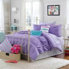Turquoise And Purple Bedding Purple Twin Comforter Set From Buy Buy Baby