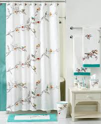 bed bath and beyond shower curtains pink curtains gallery