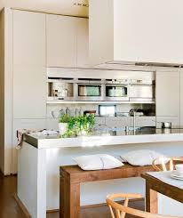 los siete pasos necesarios para poner a cocina leroy merlin en accion claves para abrir la cocina al comedor o el salón y ganar metros y luz