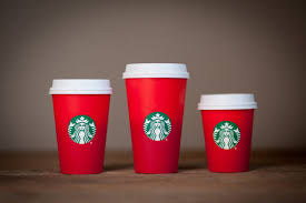 starbuck cups at least is getting attention unlike