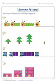 pattern and numbers 11 best growing patterns images on pinterest math patterns number