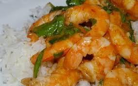 cuisiner des crevettes recette crevettes thaï aux pousses d épinards 750g