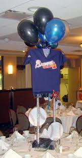 109 best sports decorations images on pinterest football banquet