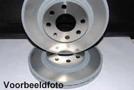 kit rear brake disc 264x10 opel astra g astra h corsa c meriva a