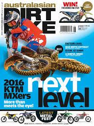motocross bike on finance australasian dirt bike june 2017 by alex m roman issuu