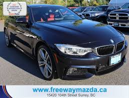 bmw 435xi for sale used 2015 bmw 4 series for sale surrey bc