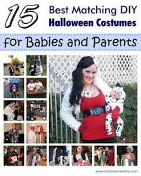 Unique Halloween Costumes Baby Boy 18 Creative Halloween Costumes Parents Baby Diy