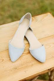 light blue wedding flats arkansas farm wedding by kati mallory pale blue shoes wedding