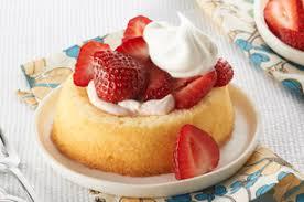 creamy strawberry shortcakes kraft recipes