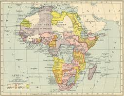 africa map before colonization africom stands up 2006 2017 page 17 small wars council