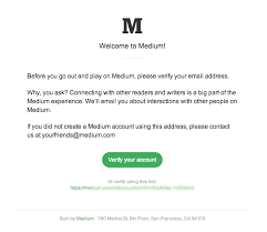 Good Account Pictures Complete Your Medium Account Registration Really Good Emails