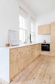 meuble cuisine scandinave magnifique meuble de rangement design scandinave en bois clair et
