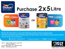 ici dulux launches dulux pure singapore u0027s first air purifying